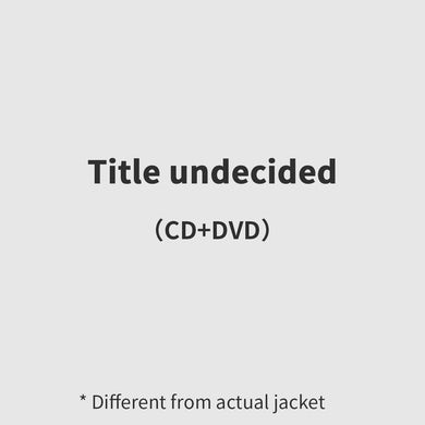 title undecided(CD+DVD)