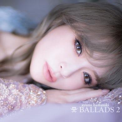 Ayumi Hamasaki A BALLADS 2 (2CD+Blu-ray)