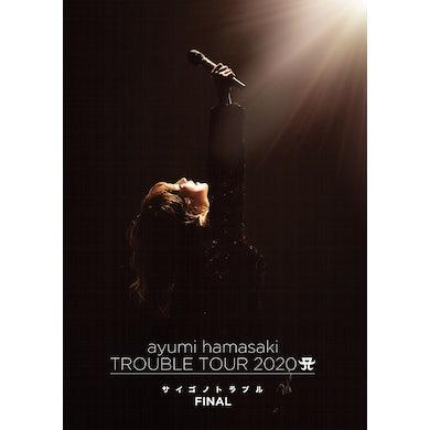 ayumi hamasaki TROUBLE TOUR 2020 A(logo) ~サイゴノトラブル~ FINAL(DVD)