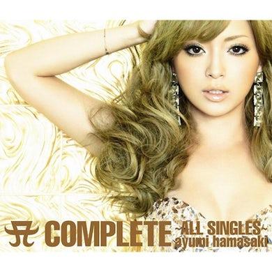 Ayumi Hamasaki A COMPLETE ~ALL SINGLES~(3CD)