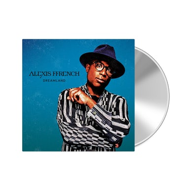 Alexis Ffrench Dreamland (CD)