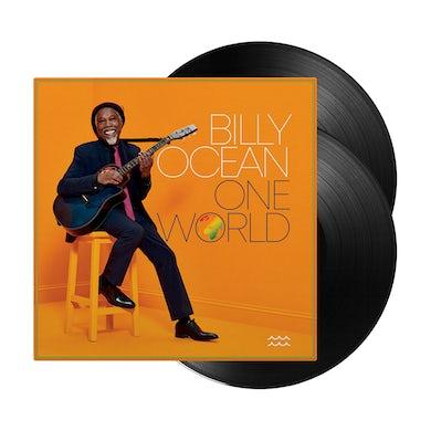 Billy Ocean One World Album (2xLP) (Vinyl)