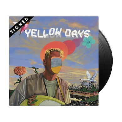 Yellow Days A Day In A Yellow Beat (Signed 2LP) (Vinyl)