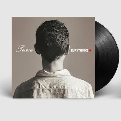 Eurythmics Peace LP (Vinyl)