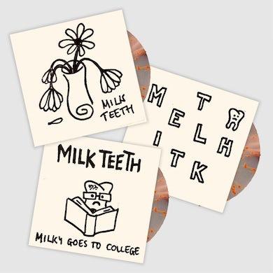 Milk Teeth - Hand-Designed, Unique Artwork LPs