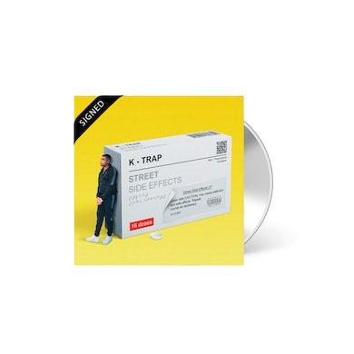 K-Trap Street Side Effects (Signed CD)