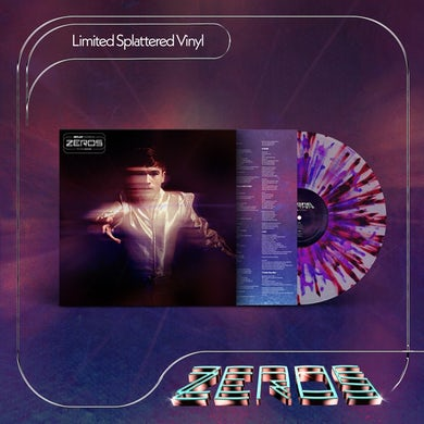 Declan Mckenna Zeros (Splatter LP) (Vinyl)