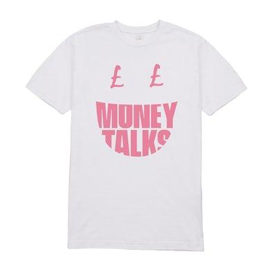 Money Talks Tee (White)