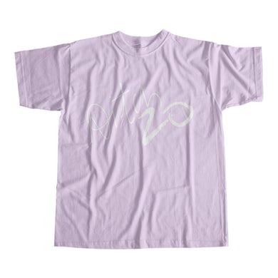0 Tee (Light Pink)