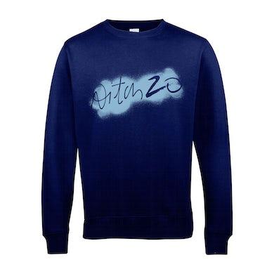 Spray Logo Sweatshirt
