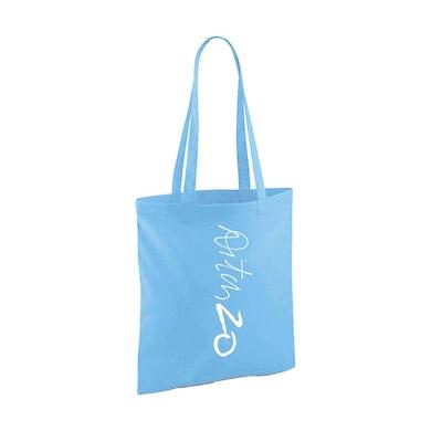 0 Tote Bag (Light Blue)