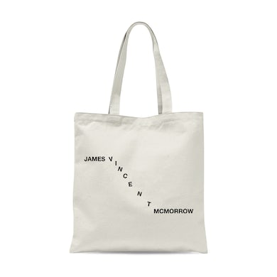 James Vincent Mcmorrow Gravity Text Tote