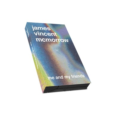 James Vincent Mcmorrow Me and My Friends Limited Edition Cassette