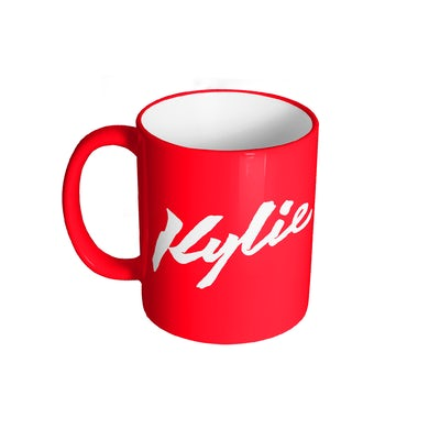 Kylie Minogue Logo Mug