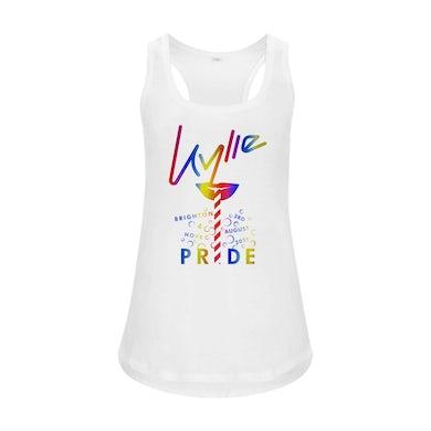 Kylie Minogue Pride Foil Vest (Women's)