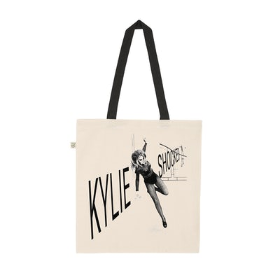 Kylie Minogue Shocked Tote Bag