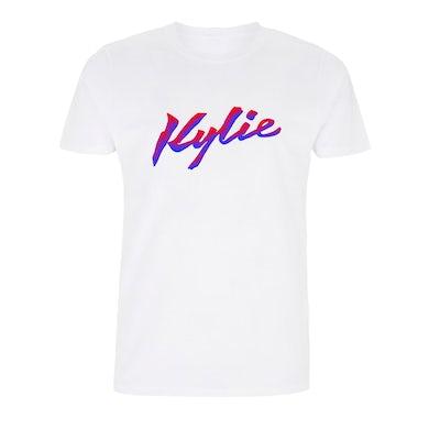 Kylie Minogue Logo Tee (White)