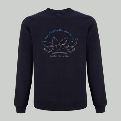 Bombay Bicycle Club Everything Else Has Gone Wrong Sweatshirt