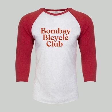 Bombay Bicycle Club Logo Baseball Tee