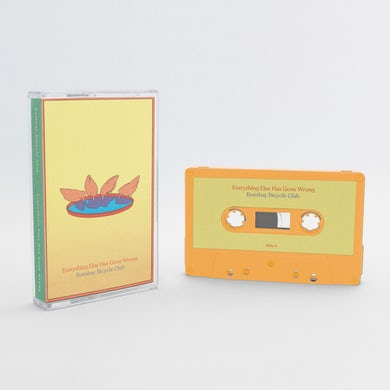 Bombay Bicycle Club Everything Else Has Gone Wrong (Cassette)