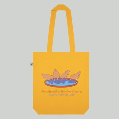 Bombay Bicycle Club Everything Else Has Gone Wrong Tote
