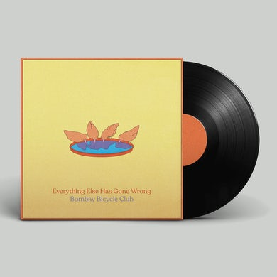 Bombay Bicycle Club Everything Else Has Gone Wrong (Standard LP) (Vinyl)