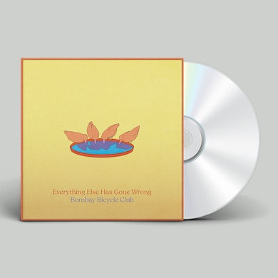 Bombay Bicycle Club Everything Else Has Gone Wrong (CD)