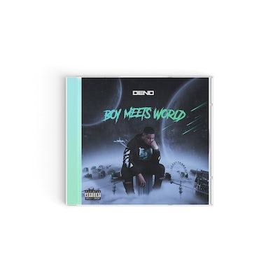 Boy Meets World (CD)