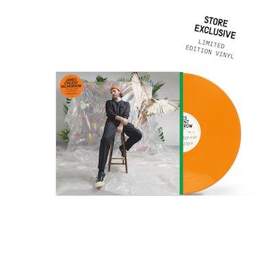 James Vincent Mcmorrow Grapefruit Season (Exclusive Translucent Orange LP) (Vinyl)