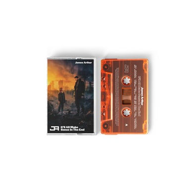 'It'll All Make Sense In The End' (Transparent Orange Cassette)