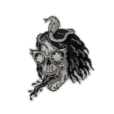 The Growlers Cobra Enamel Pin