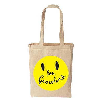 Los The Growlers Have A Nice Day Tote Bag