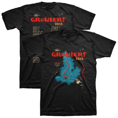 The Growlers 2019 Tour T-Shirt