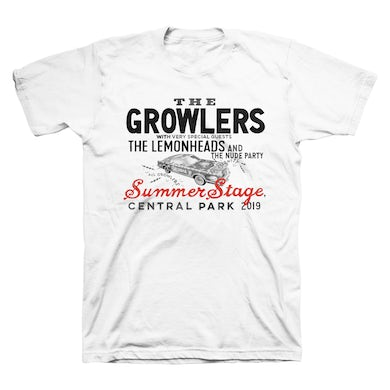 The Growlers Limited Edition 9/14/2019 NYC T-Shirt