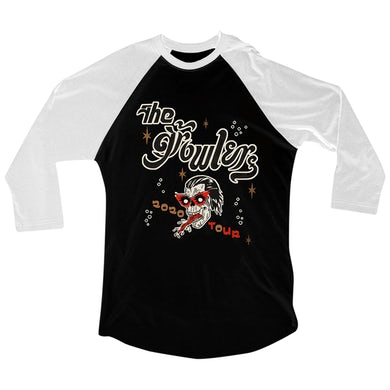 The Growlers 2020 Tour Baseball T-Shirt