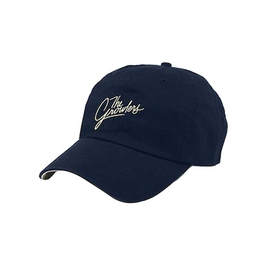 The Growlers Embroidered Script Logo Hat