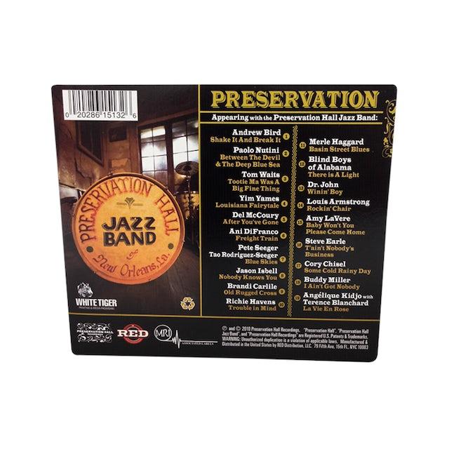 Preservation Hall Jazz Band Preservation Hall Benefit CD