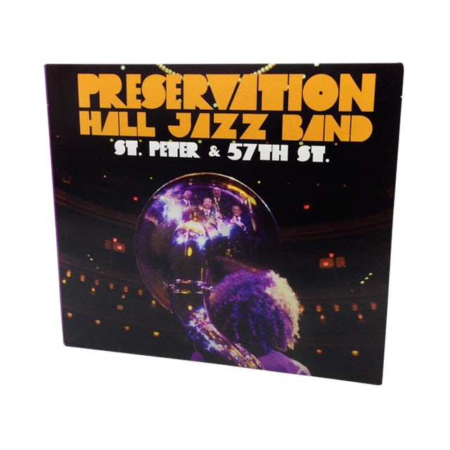 Preservation Hall Jazz Band St. Peter & 57th (live at Carnegie Hall) CD