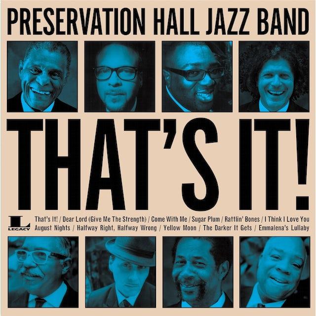 Preservation Hall Jazz Band That's It! Vinyl