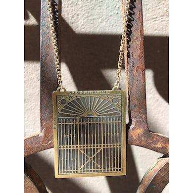 Preservation Hall Jazz Band Gate Necklace