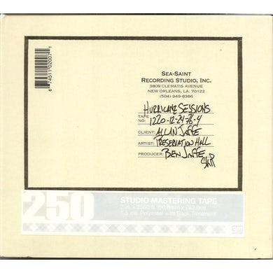 Preservation Hall Jazz Band Hurricane Sessions CD/DVD