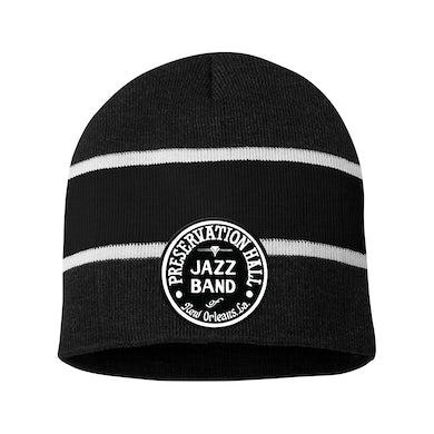 Preservation Hall Jazz Band Black PHJB Beanie