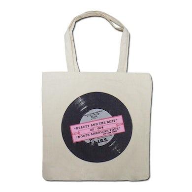 The Go-Go's Vinyl Tote