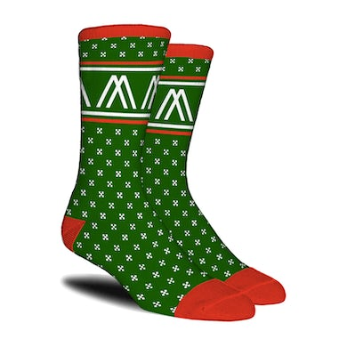 Nothing More Holiday Socks