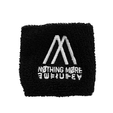 Nothing More Logo Sweatband