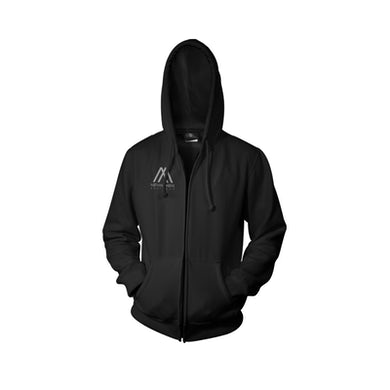 Nothing More Skull Black Zip Up Hoodie