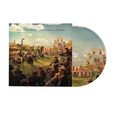 Boy & Bear Harlequin Dream Vinyl