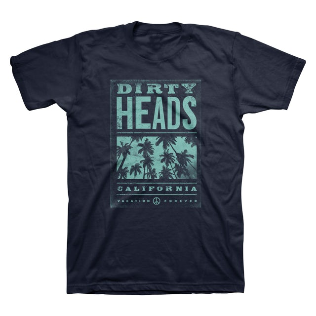 Dirty Heads Vacation Forever Tee