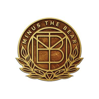 Minus The Bear MTB Legacy VIP Pin