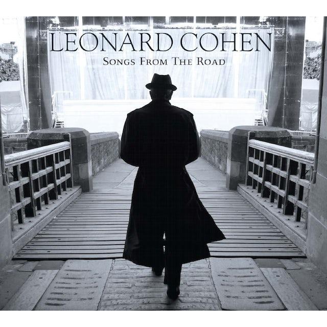 Leonard Cohen Songs from the Road Vinyl